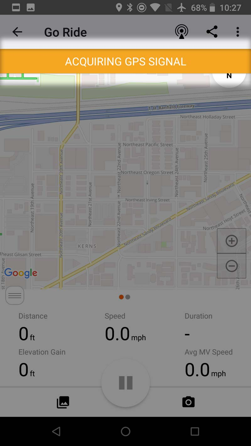 Record your first ride with our mobile app   Ride With GPS ...