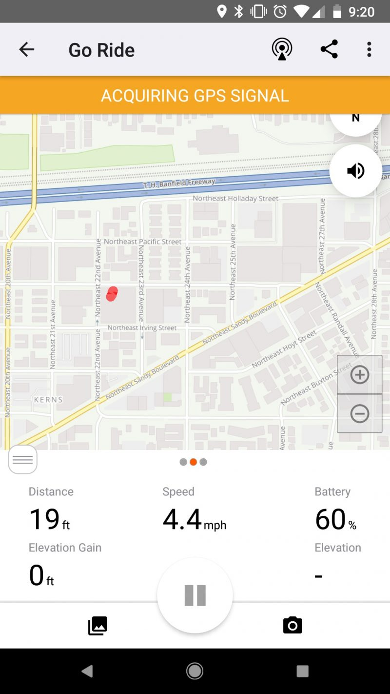 Starting Voice Navigation on the Mobile App | Ride With GPS Help