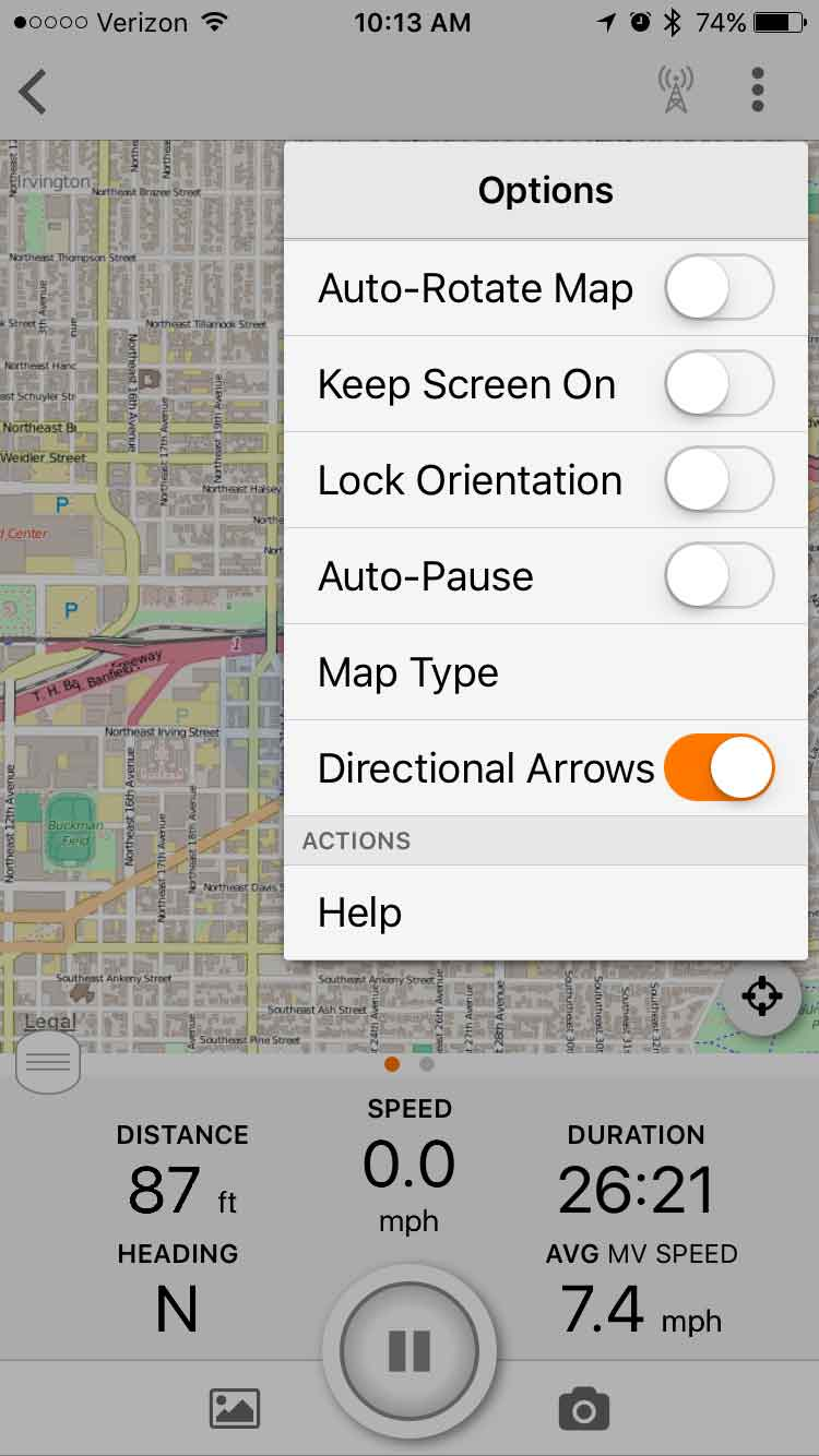 iphone-in-ride-settings