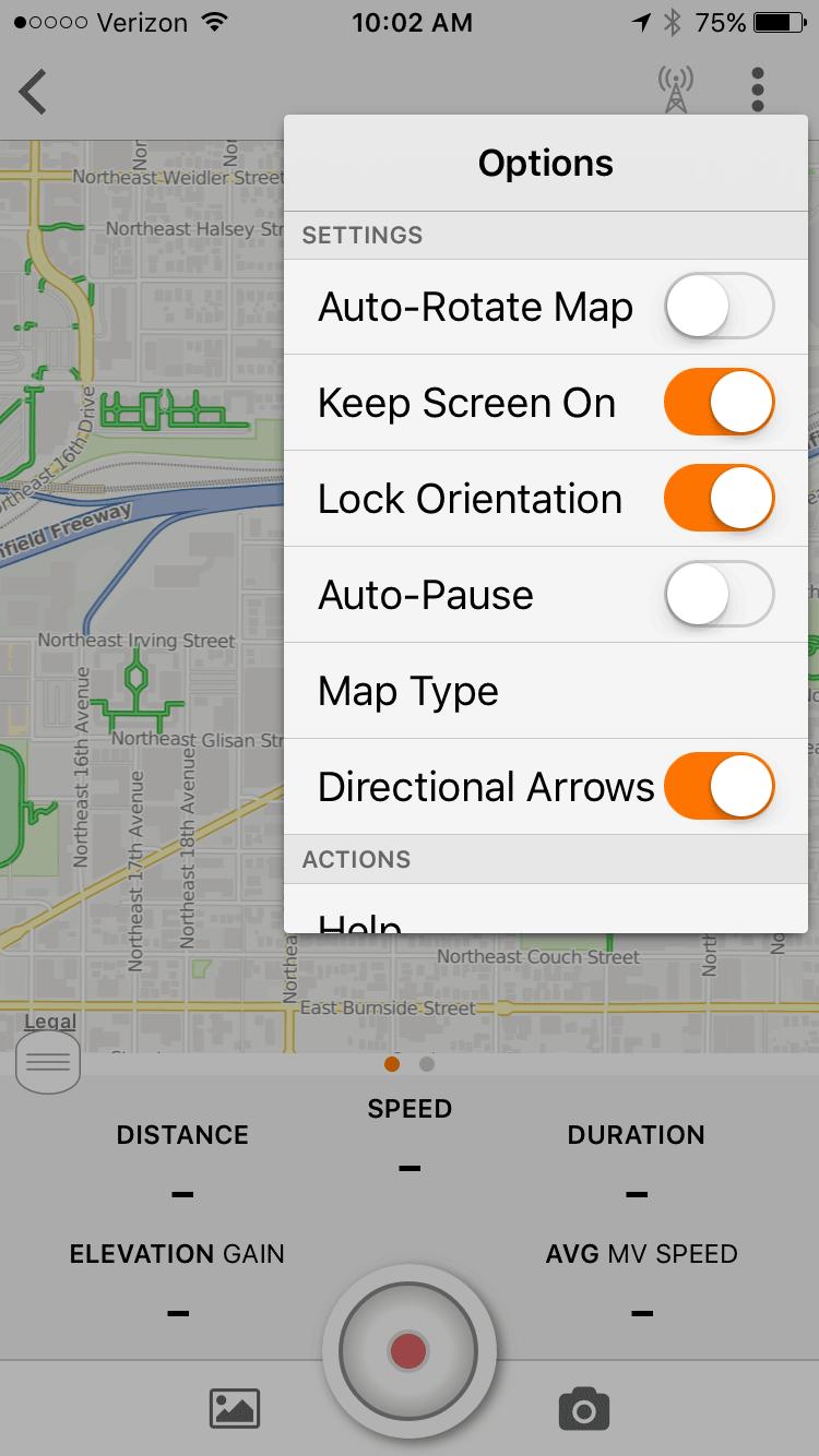 iphone-settings-handlebar-mode