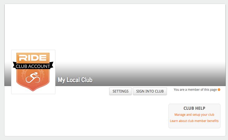 club-settings