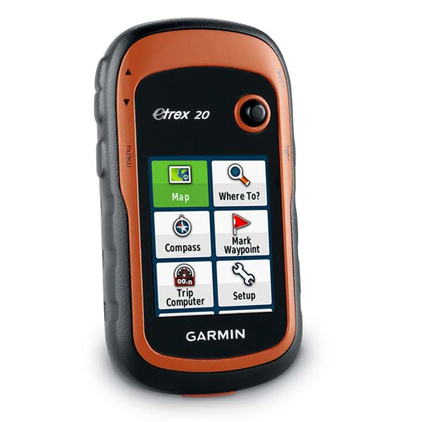 Garmin eTrex 20 & 30 | Ride With GPS Help