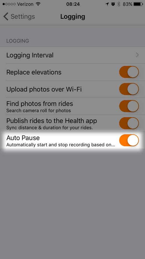 autopause-iphone-setting