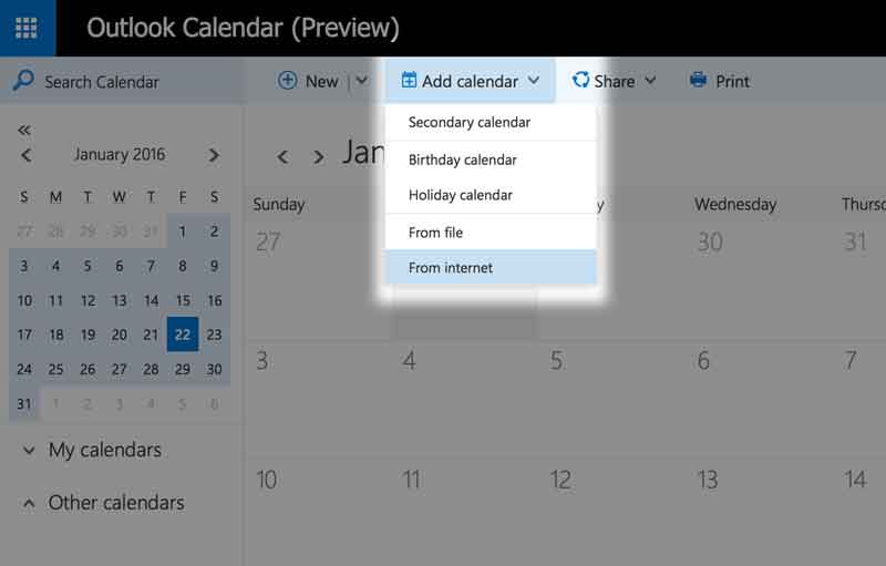 club-calendar-outlook-add