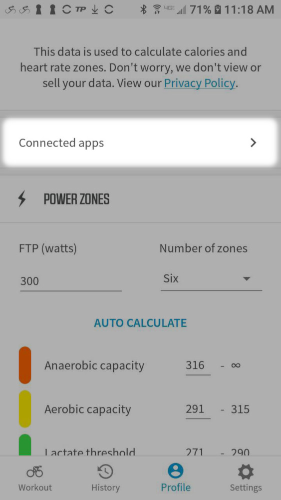 Wahoo Elemnt GPS | Ride With GPS Help