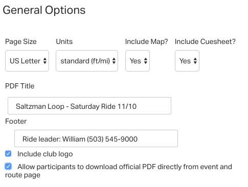 Create customize a cue sheet ride with gps help create customize a cue sheet maxwellsz