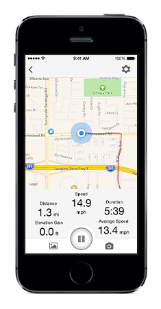 the best iphone bike navigation and logging app. Black Bedroom Furniture Sets. Home Design Ideas