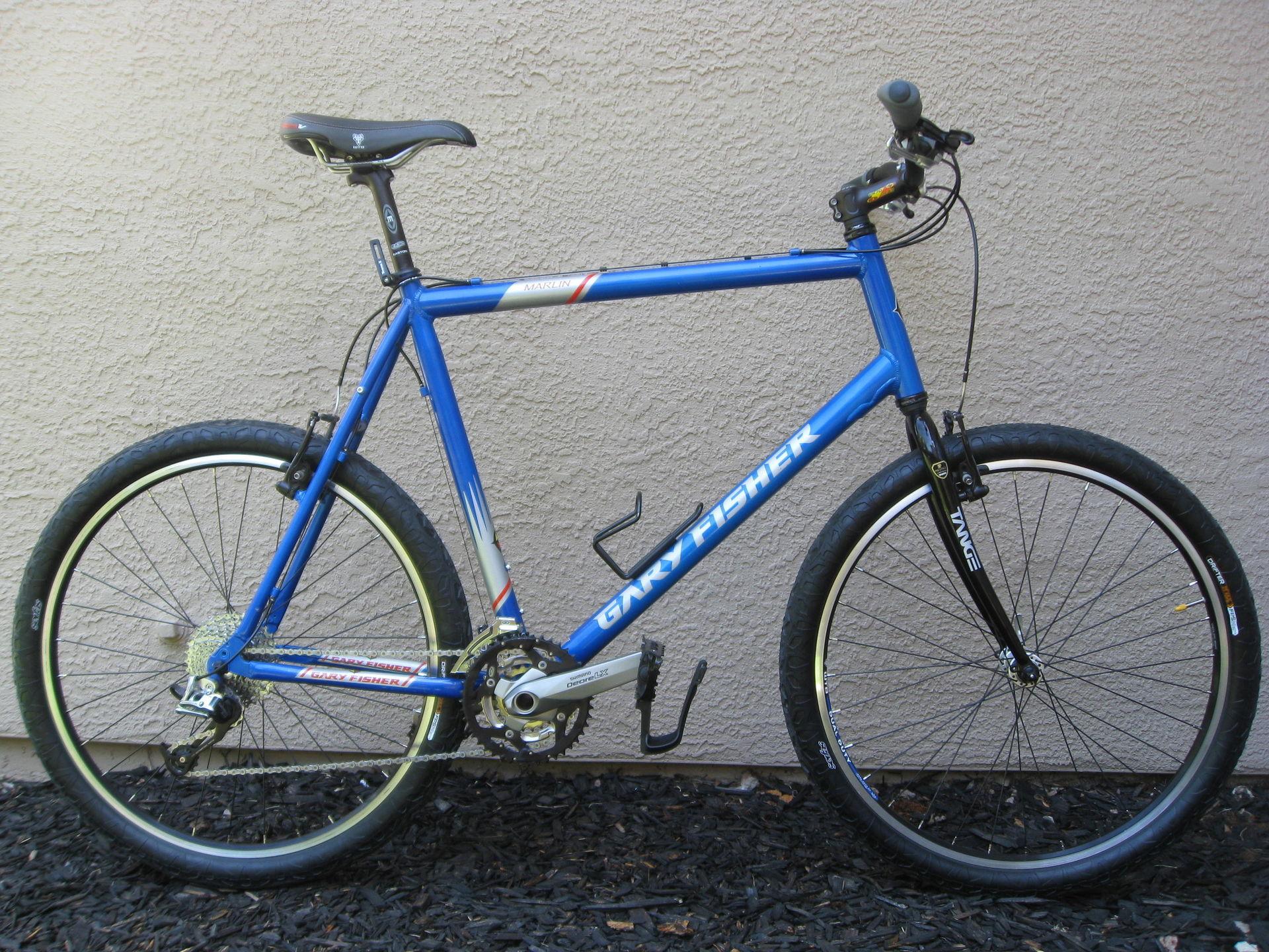 Велосипед gary fisher hoo koo e koo 2006