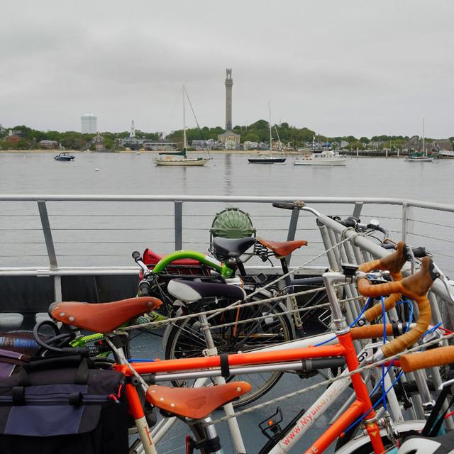 Cape Cod Weekend Getaway By Bike, Ferry & Train