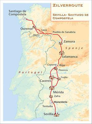Zilverroute Ruta De La Plata 2017