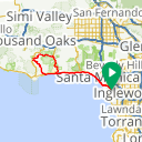 Map image of a Route from May 30, 2013