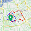Map image of a Route from November 27, 2013