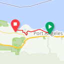 Map image of a Route from February 27, 2014