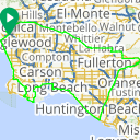 Map image of a Route from July  3, 2011