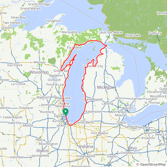 Our Full Route