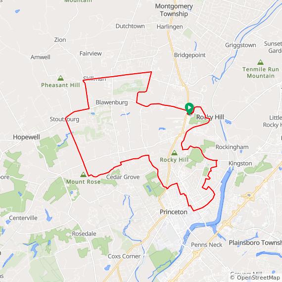 24-mile loop