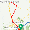 Map image of a Route from May 28, 2016