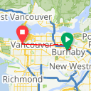 Map image of a Route from December  8, 2016