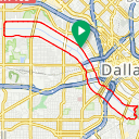 Map image of a Route from February 15, 2013