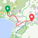Map image of a Route from June 28, 2017