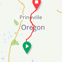 Map image of a Route from March 28, 2019
