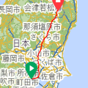 Map image of a Route from April 18, 2019