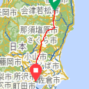 Map image of a Route from April 20, 2019