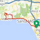 Map image of a Route from July 18, 2014