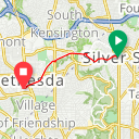 Map image of a Trip from April 27, 2013