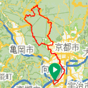 Map image of a Trip from March  3, 2019