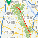 Map image of a Trip from June  6, 2019
