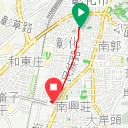Map image of a Trip from June 26, 2019