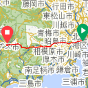 Map image of a Trip from November 29, 2015