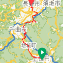 Map image of a Trip from April  2, 2016