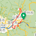 Map image of a Trip from April  9, 2016